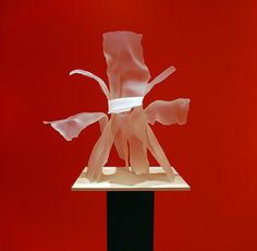 Exhibition for Frank Gehry Prints and Sculpture,© Chris Santa Maria