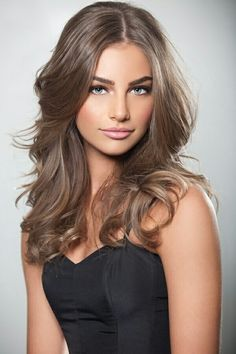 nice dark ash blonde hair color with highlights ash blonde dark hair colour inspiration Pinterest