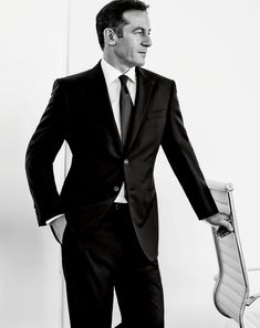 Jason Isaacs.