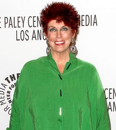 09bcfc880f937 Marcia Wallace Best known as the voice of The Simpsons  Edna Krabappel