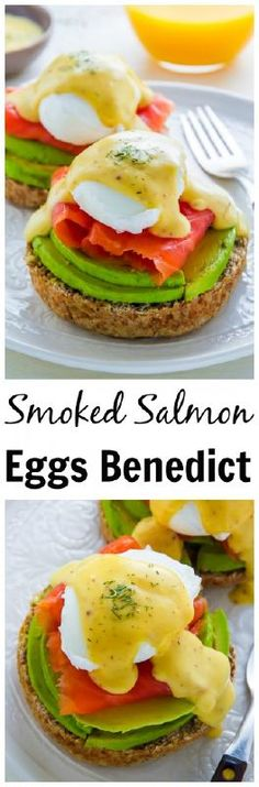 Today I'm showing you how to make restaurant quality Smoked Salmon and Avocado Eggs Benedict! It's no secret I'm a mega fan girl when it comes to brunch food. In the past I've shared with ...
