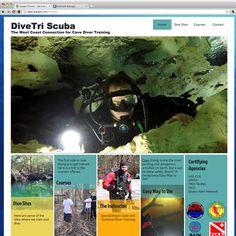 Dive Tri Scuba | The West Coast Connection for Cave Diver Training