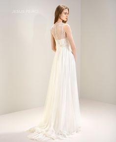 Vestido novia JESUS PEIRO 7065 JESUS PEIRO gown MIRTILLI COLLECTION 2017
