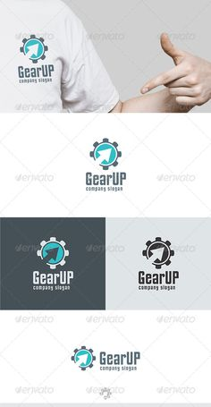 GearUP Logo #GraphicRiver Fully Editable Logo, AI, EPS, CDR, PNG files Used free font link in the zip folder Easy work and good luck Don't forget to rate if you like it! You bought a logo, but You cannot configure it the way you would like? I can do it for You. Customization means that you have the logo in which you want to change such as font, color, or non conceptual change some elements, convert to black/white version. Maybe you need exclusive logo? Also in my portfolio you can find…