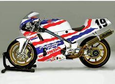 Freddie Spencer RC30 AMA Superbike 1992