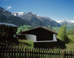 Haus Trancauna, Lumbrein, Morger Partner Architekten