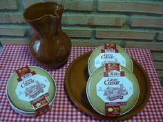 Tortas del Casar Ketchup, Bottle, Food, Food Cakes, Flask, Essen, Meals, Yemek, Jars