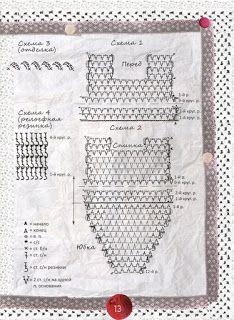 View album on Yandex. Crochet Baby Dress Free Pattern, Crochet Baby Sweater Pattern, Baby Romper Pattern, Crochet Edging Patterns, Granny Square Crochet Pattern, Crochet Baby Clothes, Baby Sweater Patterns, Knit Dog Sweater, Knit Crochet