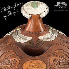 Saddles, Roping Saddles