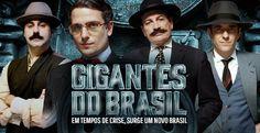 Ponto de Vista - Cilane Assad de Souza: Gigantes do Brasil
