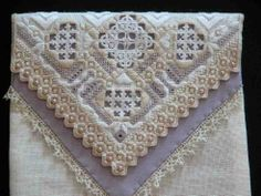 Son and needles ... a Passion: HARDANGER - Mamen