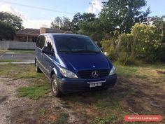 2005 Mercedes Benz Vito RWCrego #mercedesbenz #vito #forsale #australia
