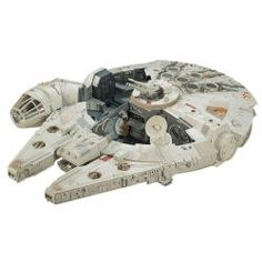 Nave Star Wars. Halcón Milenario (Millennium Falcon), 76 cms. Versión 2008 Foto 1