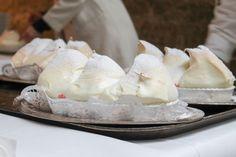 Luftige Salzburger Nockerl,  ein traditioneller Nachtisch aus Österreich