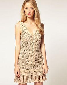 DRESS    ♪ ♪ ... #inspiration_crochet #diy GB