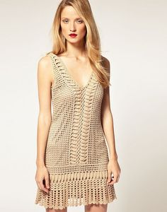 DRESS    ♪ ♪ ... #inspiration_crochet #diy GB