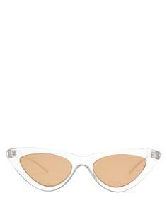 X Adam Selman The Last Lolita sunglasses | Le Specs | MATCHESFASHION.COM UK