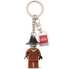 Amazon.com: Lego Scarecrow - Batman Key Chain: Toys & Games