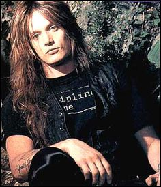 I grew up on hair metal and still love it. Had a HUGE crush on Sebastian Bach. Might still have a wee bit of one 20+ years later! ;-)