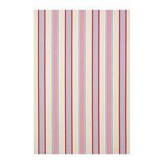BERIT Tessuto a metraggio, beige, blu/rosso beige/blu/rosso 150 cm