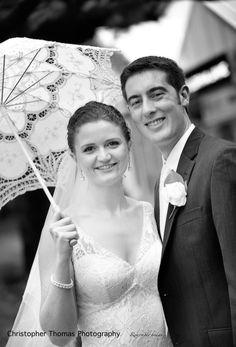 Brisbane Wedding Photographer, Christopher Thomas Photographer Umbrella Wedding, 1st Anniversary, Baguette, Brisbane, Wedding Day, Wedding Photography, Bar, Weddings, Wedding Dresses