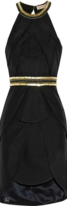 Sass & bide ● fitted mini dress