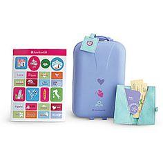 American Girl® Accessories: Travel Set