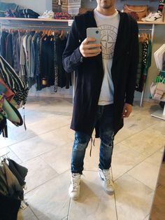 Jacket I'M BRIAN jeans I'M BRIAN Shoes Diadora  www.gekyskey.it