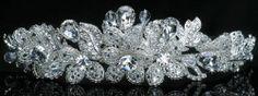 En Vogue Bridal Crystal Tiara 1102
