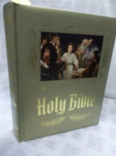 Holy Bible King James Version 1964 HB Heirloom Bible Publishers