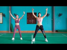 👉 20 Mins Aerobic Workout For Weight Loss - Easy Fat Burning Exercises Planet Fitness Workout, Fitness Tips, One Punch Man Workout, Lower Belly Workout, Aerobics Workout, Anytime Fitness, Fat Burning Workout, Youtube, Exercises