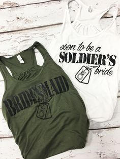 Soon to be Soldier's Bride - Premium Tanks
