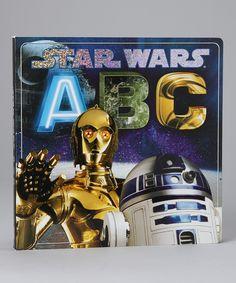 Star Wars ABC Board Book | zulily
