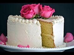 Receta de Pastel de Tres Leches | Cómo Hacer Una Torta de Tres Leches (Genovesa) | SyS - YouTube