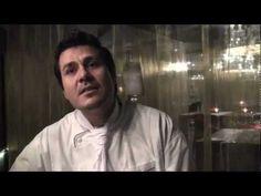 Videointerview von mir: gestern mit dem deutschiranischen Sternekoch Mansur Memarian