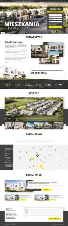 Home page Layout Page Layout, Desktop Screenshot, Home, Ad Home, Homes, Layout Design, Haus, Layout, Houses