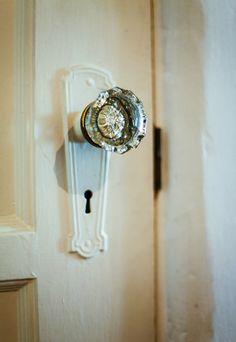 diamond door knob