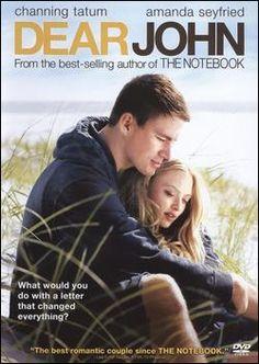 Dear John... One of my favorite movies.. I cried a looooot