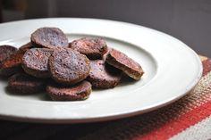 Canine Kitchen: Crunchy BBQ Liver Dog Treats (wheat-free) - Always Order Dessert