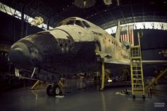 Space Shuttle Discovery / Richard Cline Photography