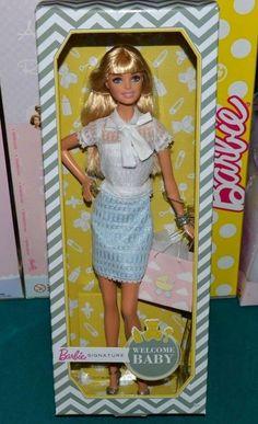 Moms Having Babies, Women Boxing, Disney Dolls, Baby Gender, Barbie Collector, Welcome Baby, Barbie World, Barbie And Ken, Gender Neutral