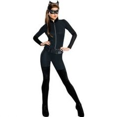 Costume femme Catwoman licence