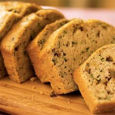 Kid-Approved Green Vegetables | Zucchini Bread | MyRecipes.com