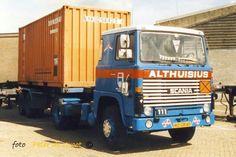 SCANIA 111 40-GB-41 Althuisius Tzumarrum.
