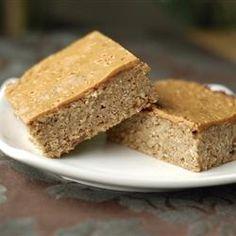 High-Fiber, High-Protein Breakfast Bars Allrecipes.com