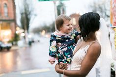 """""""We printed off a bunch of photos for her birthday, which we do every year, and have them up on our wall. So that's one of the pictures,"""" her mom said. """"She'll walk up to it and be like, 'There's the Princess of Ballard!' And every time we go to Ballard, we expect to see the princess."""""""