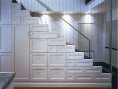 Lépcső megoldások - gyönyörű és praktikus 11