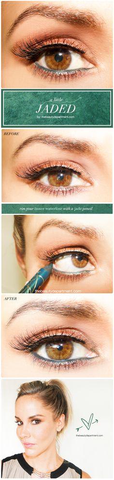 Instant eye pop!