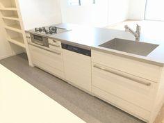 豊田市のミーレ食洗機を設置したキッチン事例 no.39|愛知県を中心にオーダーキッチン事例をご紹介。