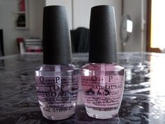 Base et top coat OPI